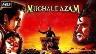 Mughal E Azam B&W 1960 - Historical Movie | Prithviraj Kapoor, Dilip Kumar, Madhubala, Durga Khote.