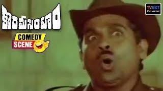 Kodama Simham Movie Comedy Scenes | Brahmanandam Super Comedy Scene | TVNXT Comedy