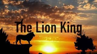 Lion King - HHS 4th Period Drama