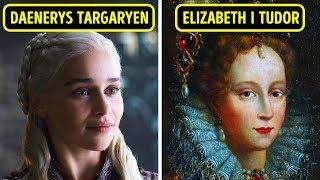 The Game of Thrones Characters Have Their Real Historical Prototypes!