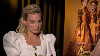 Margot Robbie on How Her Makeup Transformation Helped Her for 'Mary Queen of Scots' Role (Exclusi…