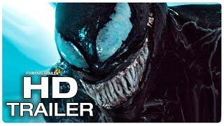 VENOM International Trailer (NEW 2018) Spider-man Spin-Off Superhero Movie HD