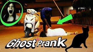 India's Most | DANGEROUS Real Scary Ghost pranks' Ever | best ghost prank video | Prank in {BR bhai}