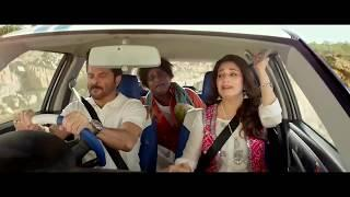 Total dhamaal   Anil Kapoor   Madhuri Dixit   car funny scenes   Total dhamaal full movie