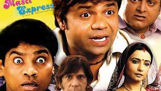 Masti Express 2011 Full HD Comedy Movie|Rajpal Yadav,Johnny Lever|
