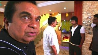 south comedy movie dubbed in hindi | brahmanandam comedy scenes 2018