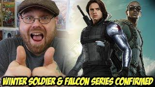 Winter Soldier & Falcon Series Confirmed!!!
