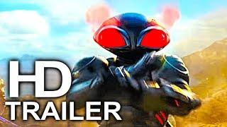 AQUAMAN Trailer #1 NEW Comic Con (2018) Superhero Movie HD