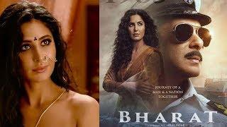 Upcoming Movie Bharat | Actress Katrina Kaif Behind Camera