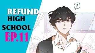 Refund High School Ep 11 Webtoon | Top Fantasy Webtoon Refund High School Episodes 11