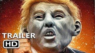 PRESIDENT EVIL Official Trailer (2018) Horror, Comedy Movie