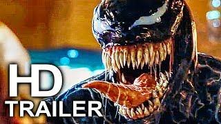 VENOM Head Bite Trailer NEW (2018) Spider-Man Spin-Off Superhero Movie HD