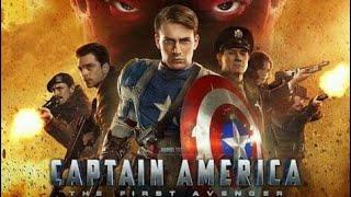 Captain America : The First Avengers || Marvel Movie || Hindi Dubbed Fantasy Science Fiction Movie