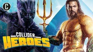 Aquaman Spoiler Review and the Best of 2018 in Superhero Movies, TV, and Comic Books
