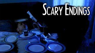 Scary Endings Episode 2.6 PARTY CRASHER Short Horror Film