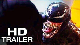 VENOM Eats Human Alive Trailer NEW (2018) Tom Hardy Superhero Movie HD