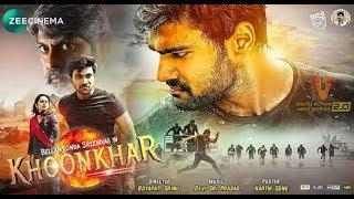 Khoonkhar Hindi Dubbed Version Of (Jaya Janki Nayaka) Full Hd Movie 2018