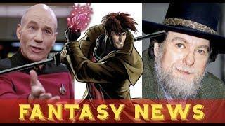 New Robert Jordan Book, J. R. R. Tolkien Movie, Gambit Canceled - FANTASY NEWS