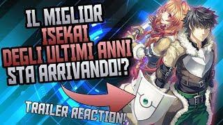 IL MIGLIORE ANIME ISEKAI/FANTASY È IN ARRIVO!? TRAILER REACTION!