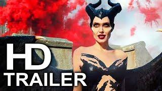 MALEFICENT 2 MISTRESS OF EVIL Trailer #1 NEW (2019) Angelina Jolie Fantasy Movie HD