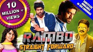 Rambo Straight Forward (Santhu Straight Forward) 2018 New Released Full Hindi Dubbed Movie | Yash