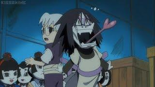 Orochimaru's Crazy Dolls **gets scary**