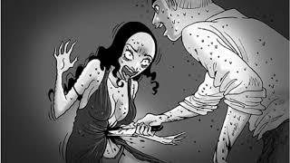 Silent Horror 1 ~ HORROR COMIC, Silent Horror Comic, Scary Stories