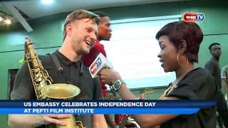 US EMBASSY CELEBRATES INDEPENDENCE DAY AT PEFTI FILM INSTITUTE