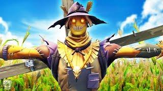SCARECROW COMES ALIVE!? HORROR MOVIE!  *NEW SEASON 6* - A Fortnite Short Film
