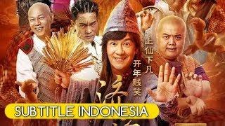 INCREDIBLE MONK Comedy | subtitle Indonesia,Film Aksi TERBAIK,Film laga TERBARU, Full movie HD