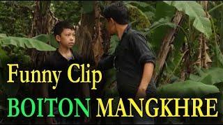 Best Scene Of Boiton Mangkhre || Manipuri Film Comedy Scene