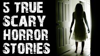 5 TRUE Dark & Creepy Scary Stories from Reddit Let's Not Meet | (Scary Stories)