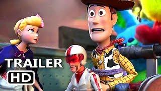 TOY STORY 4 Trailer # 4 (NEW, 2019) Pixar Animation Movie HD