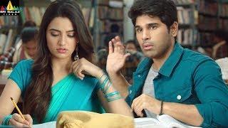 ABCD Movie Comedy Trailer | Latest Telugu Trailers | Allu Sirish, Master Bharath, Rukhsar