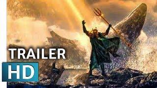 AQUAMAN Final Trailer NEW 2018 Superhero Movie HD