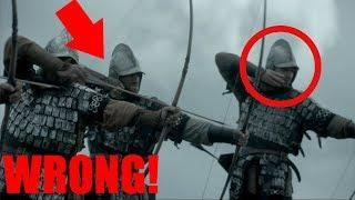 Historical Inaccuracy In Movies and Games