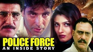 Police Force - An Inside Story Full Movie | Akshay Kumar Hindi Action Movie | Raveena Tandon