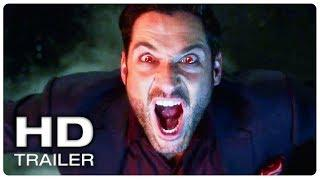 LUCIFER Season 4 Trailer #1 Official (NEW 2019) Netflix Fantasy Series HD