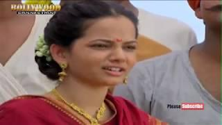 JHANSI KI RANI TV SHOW ON LOCATION || Twist