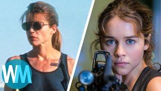 TOP 10 des FILMS RUINÉS par un CHANGEMENT d'ACTEUR !