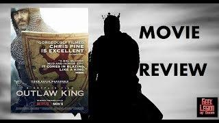 OUTLAW KING ( 2018 Chris Pine ) Netflix Historical Movie Review