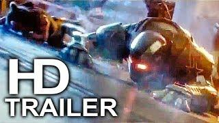 AVENGERS 4 ENDGAME Avengers Headquarters Destroyed Trailer NEW (2019) Marvel Superhero Movie HD
